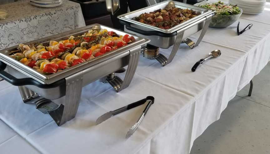 Catering an Event